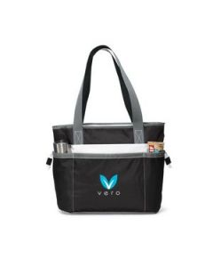 Vineyard Insulated Tote Black