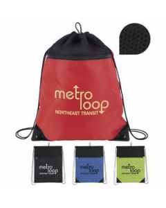 GoodValue Court Drawstring Backpack