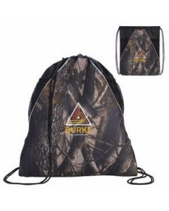 Good Value Camouflage Drawstring Backpack