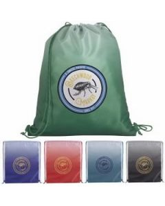 Good Value Gradient Drawstring Backpack