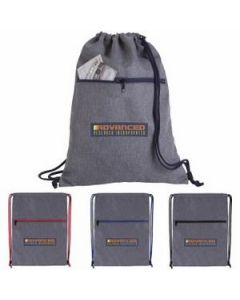 Good Value Dovetail Two Tone Drawstring Bag