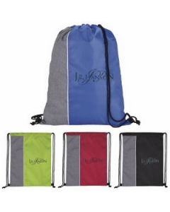 Good Value Standout Drawstring Backpack