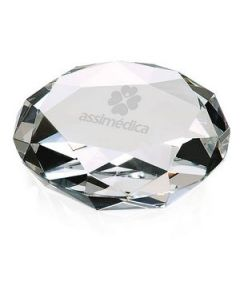 Jaffa Faceted Paperweight Award