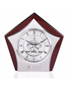 Pentagon Clock