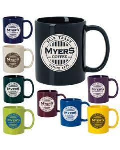 11 Oz GoodValue Colored Budget Mug