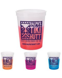 16 Oz GoodValue Color Changing Stadium Cup