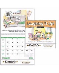 Good Value Never a Dull Moment Calendar Spiral
