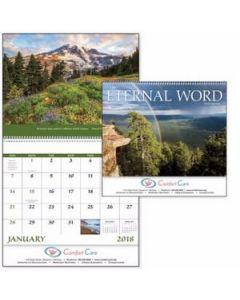 Good Value Eternal Word Calendar Spiral