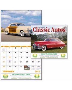 Good Value Classic Autos Calendar Stapled