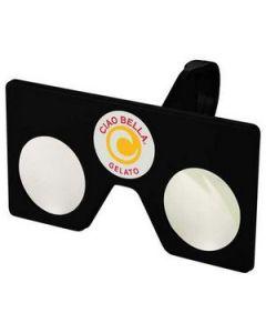 Mini Virtual Reality Glasses w Clip