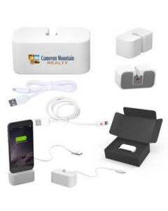 PowerBase Charging  Docking Station With MFi Cable