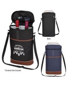 Double Wine Cooler Bag