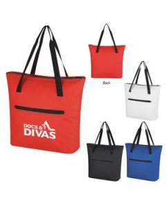 WaterResistant Tote Bag