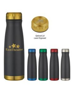 16 Oz Galway Stainless Steel Bottle
