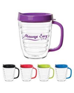 12 Oz Acryline Coffee Mug