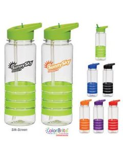 24 Oz Tritan Banded Gripper Bottle