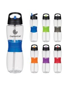25 Oz Tritan Hourglass Sports Bottle