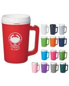 22 Oz Thermo Insulated Mug