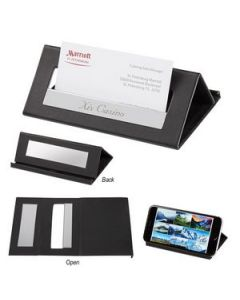 Executive Desk Card HolderMedia Stand