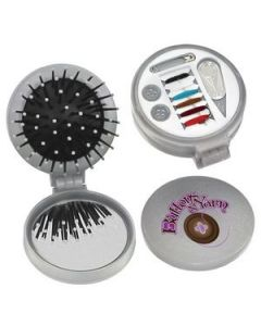 3In1 Brush With Sewing Kit