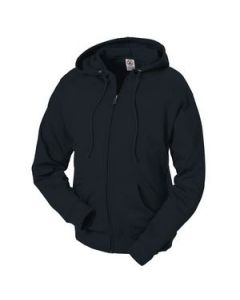 Delta Adult Unisex French Terry Fleece Zip Hoodie