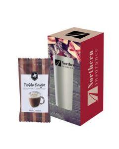 20 Oz Himalayan Tumbler With Cocoa And Custom Window Box