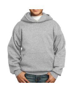 Port  Company Youth Core Fleece Pullover Hooded Sweatshirt