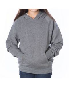 Independent Trading Company Youth Lightweight Special Blend Raglan Hooded Pullover