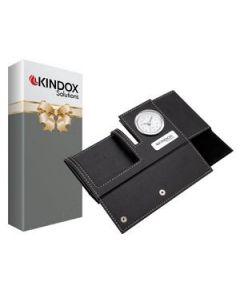 Bardo Clock, Phone Holder & Pen Cup & Packaging