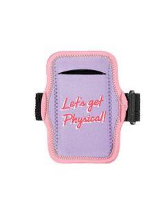 Jog Strap Neoprene Smartphone iPod Holder 1 Color
