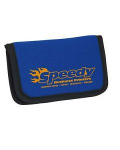 Neoprene Business Card ATM Card Holder 1 Color