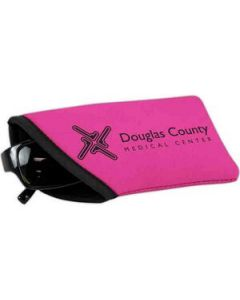 Scuba Eyeglass Case w Curved End 1 Color