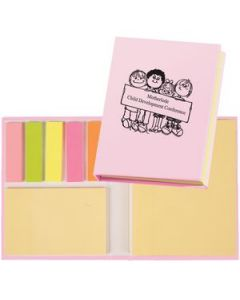 Hardcover Notepad Holder