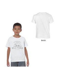 Gildan Heavy Cotton Classic Fit Youth T-Shirt - White