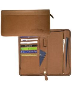 Hoboken ZipAround Document Holder