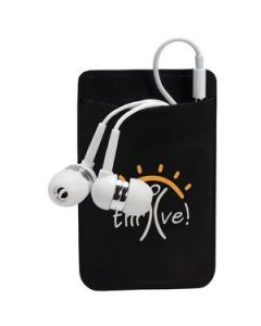 Mobile Device Pocket  Earbuds Set