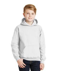 Gildan Youth Heavy Blend Hooded Sweatshirt SM-18500B