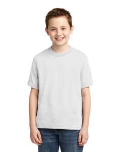 Jerzees DriPower Active 5050 CottonPoly Youth TShirt