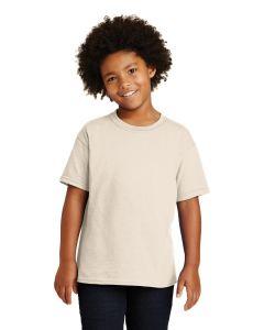 Gildan Youth Heavy Cotton 53 Oz 100 Cotton Short Sleeve TShirt