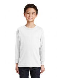 Gildan Youth Heavy Cotton 100 Cotton Long Sleeve TShirt