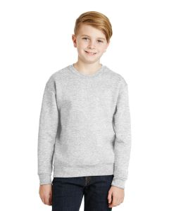 Jerzees Youth 8 Oz Crewneck Sweatshirt