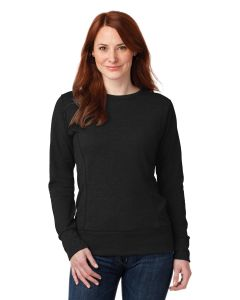Anvil Ladies French Terry Crewneck Sweatshirt