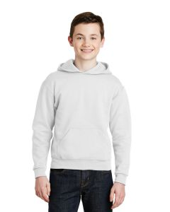 Jerzees Youth NuBlend Pullover Hooded Sweatshirt