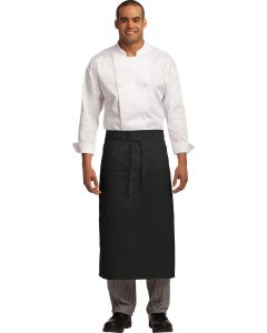 Port Authority Easy Care Full Bistro Apron w Stain Release