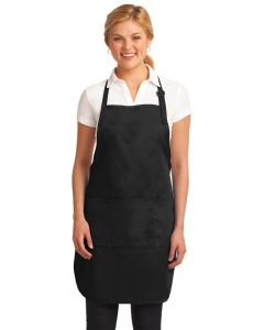 Port Authority Easy Care FullLength Apron w Stain Release