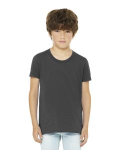 BellaCanvas Youth Jersey Short Sleeve Tee Shirt
