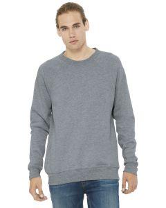 BellaCanvas Unisex Sponge Fleece Raglan Sweatshirt