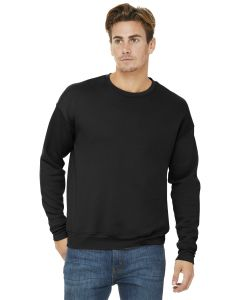BellaCanvas Unisex Sponge Fleece Drop Shoulder Sweatshirt
