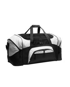 Port Authority Colorblock Standard Sport Duffel Bag