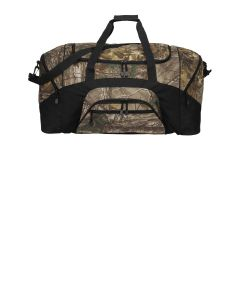 Port Authority Camouflage Colorblock Sport Duffel Bag